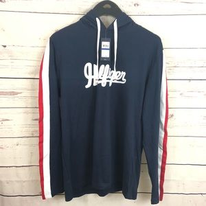 Tommy Hilfiger long sleeve t-shirt hoodie